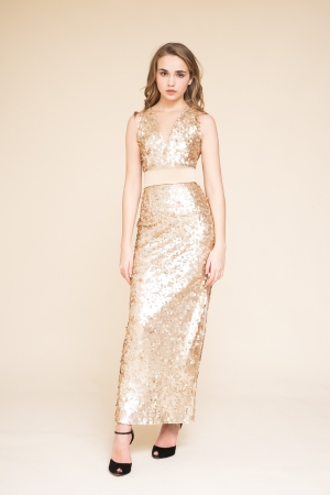 copy of SEQUIN DRESS