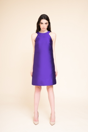 copy of SATIN DRESS WITH...