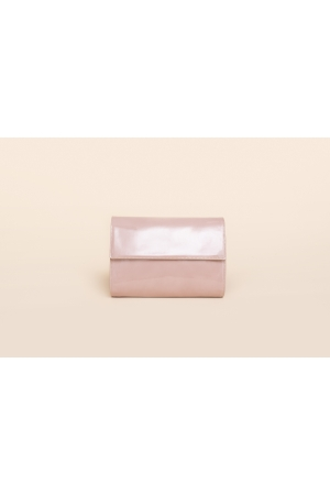 CLUTCH BAG WITH BUCKLE